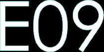E09 UG (haftungsbeschränkt) - Logo